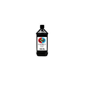 Tinta Universal Para Cartuchos Hp Corante / Canon / Lexmark Black