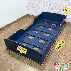 Mini cama mobili kids - Cor azul