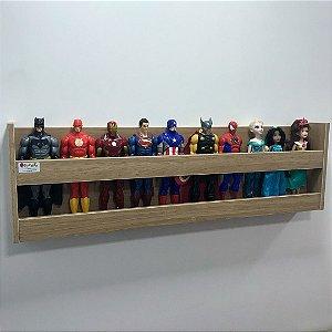 Organizador de bonecos e bonecas 1 m de largura cor itapuã