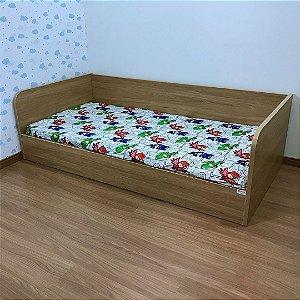Cama mobili kids - cor itapuã - sem cabeceira