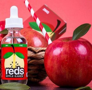 Reds Apple 60ml 3MG