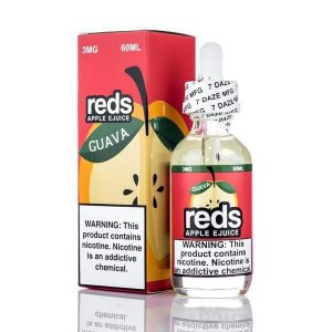 Reds Apple Guava 60ml 3MG