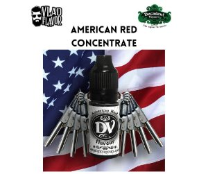 American Red Concentrate  - 10ml   DCV