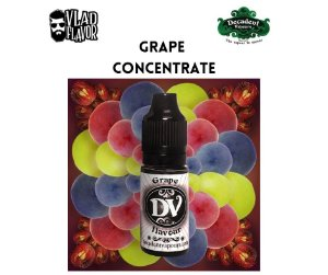 Grape Concentrate  - 10ml   DCV