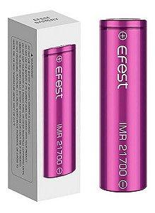 Bateria 21700 4000mah 30A - Unidade   EFEST