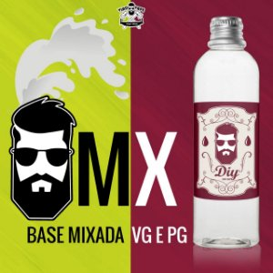 Base Pronta Mixada - VG|PG