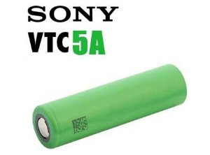 Baterias Sony VTC5A - 25A - 2500mah