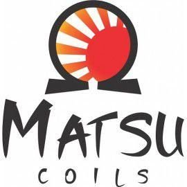 Matsu Coil - Dragon Skin (3x26/34) - 0.36 ohm (single) - 1 Par