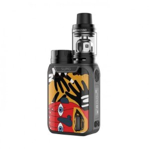 VAPORESSO SWAG Vape Starter Kit 80w TC 2ml NRG Tank - HANDS