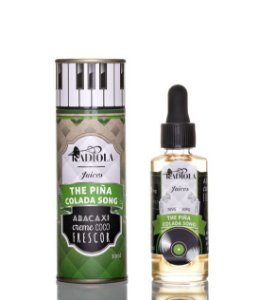 The Pina Colada Song - 30ml - 0mg - Radiola