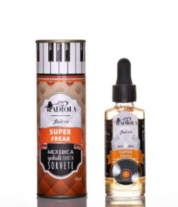 Super Freak - 30ml - 3mg - Radiola
