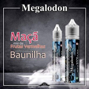 Juice Megalodon - 30ml - 0mg