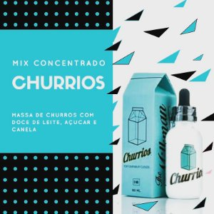 Super Mix - Churrios - 10ml | Vlad