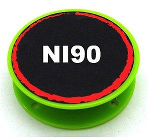 Rolo de Fio de Nickel Cromo 90/10 - Ni90 - 15m
