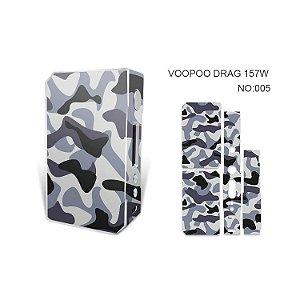 Adesivo para Voopoo Drag 157W - Camuflado