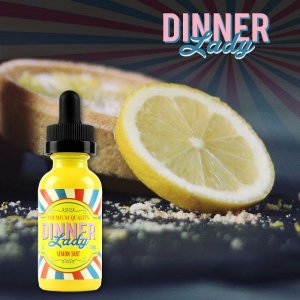 Lemon Tart - 0mg  60ml |Dinner Lady