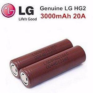 Bateria LG HG2 - 20A - 3000Mah