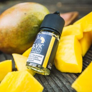 MANGO NICSALT E-LIQUID 30ML 35MG - BLVK