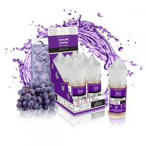GRAPE DRINK SALT E-LIQUID 30ML