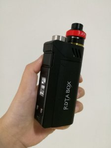 IJOY RDTA BOX KIT - BLACK