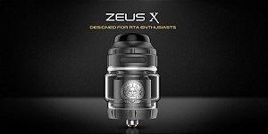 GeekVape Zeus X RTA Standard Edition - BLACK
