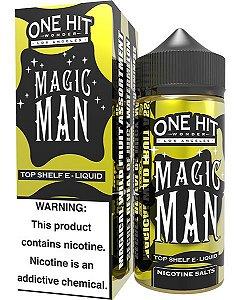 Magic Man 100ml - 3mg - One Hit Wonder