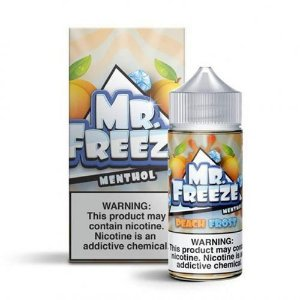 PEACH FROST 100ML 3MG