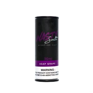 ASAP GRAPE SALT 35MG NASTY SALT REBORN - 30ML