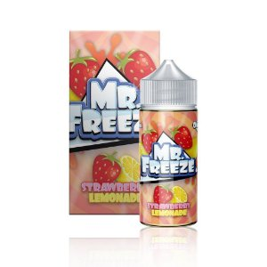 STRAWBERRY LEMONADE BY MR. FREEZE 100ML - 0MG