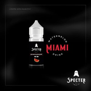 WATERMELON MIAMI DRINK - SPECTER  30ML 0MG