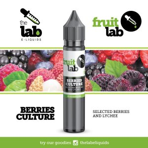 BERRIES CULTURE - FRUIT LAB 30ML - 0MG