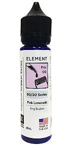 PINK LEMONADE - ELEMENT 60ML 0MG