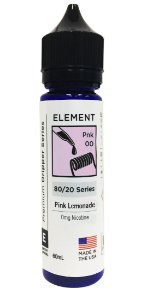 PINK LEMONADE - ELEMENT 60ML 3MG