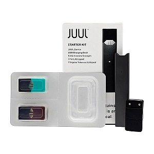 JUUL Starter Kit POD (contem 2 cartuchos)