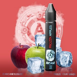 Frozen Apples 30ml 3mg - Arcane