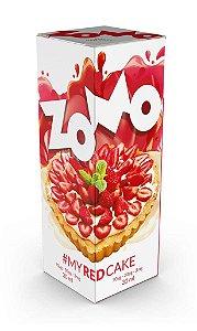 Red Cake 60ml - 3mg - Zomo