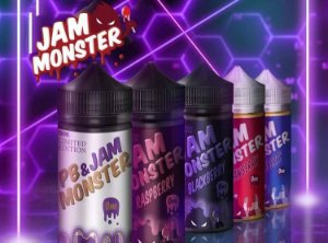 JUICES  JAM MONSTER - 3mg