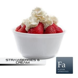Strawberry and Cream - 10ml - TPA