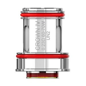 Uwell Crown IV Aludirome UN2  Coils 0.23ohm