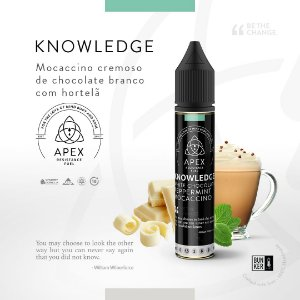 Knowledge - 30ml | Apex
