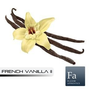 French Vanilla II Flavor - 10ml