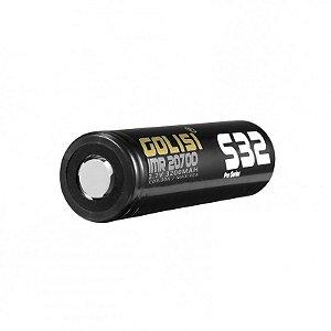 Bateria Golisi S32 IMR 20700 3200mAh 40A