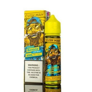 CUSH MAN SERIES | Mango Banana 60ML - 0mg