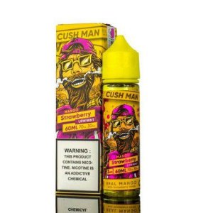 CUSH MAN SERIES | Mango Strawberry 60ML - 0mg