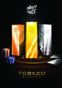 TOBACCO SERIES 60ML | NASTY