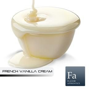 French Vanilla Creme - 10ml - TPA