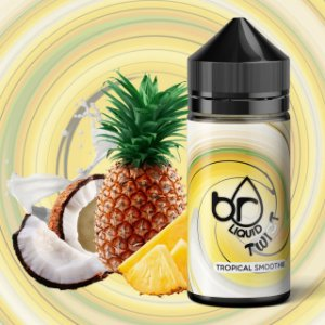 Tropical Smoothe / 30ml - Linha Twist