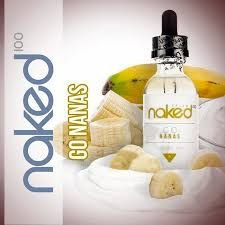 NAKED Go Nanas - 60ml - 0mg