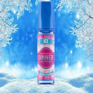 Bubble Trouble Ice  60ml - 3mg |Dinner Lady