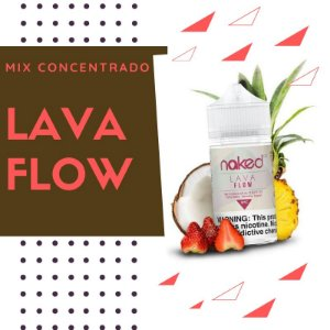 Super Mix - Lava Flow - 10ml - Vlad